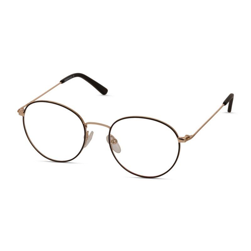 Korean style thin round glasses