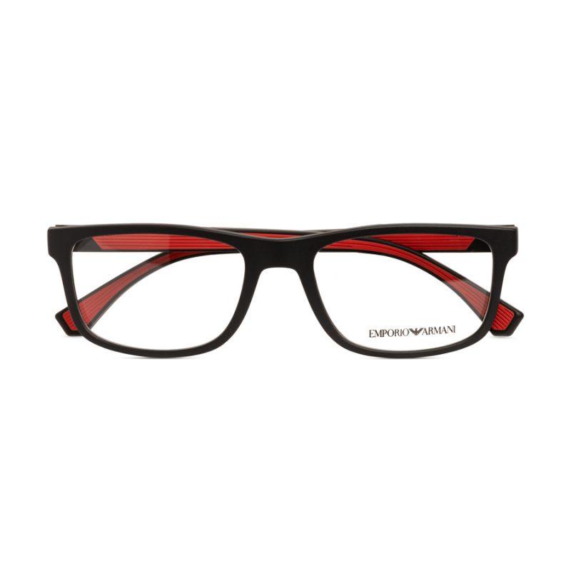 emporio armani new collection men's frame