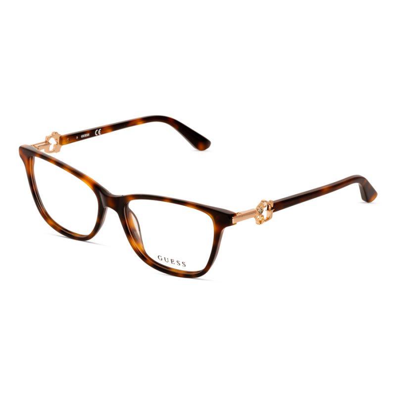 guess women's eyeglass
