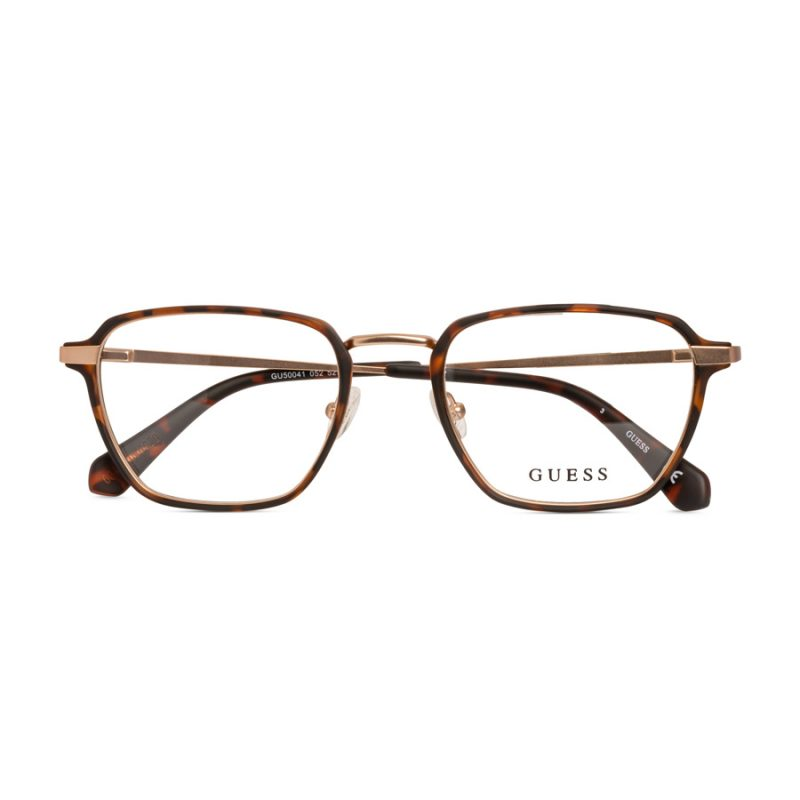 guess eyeglass frame